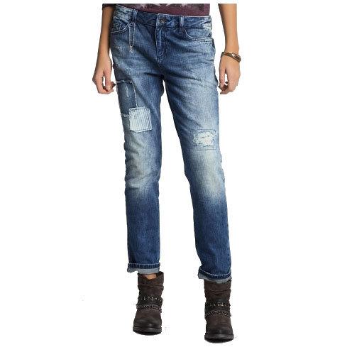 Reduceri jeansi boyfriend femei