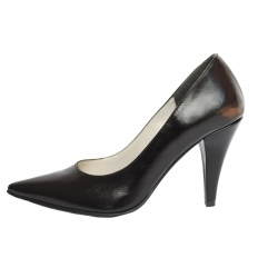 clasic stiletto - negru