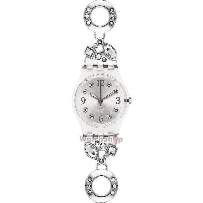 Ceas Swatch ORIGINALS LADY LK321G Menthol Tone White