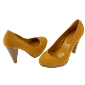 Pantofi LADY`S - Beige SBU0192ZO-STK