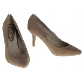 Pantofi SBU0213BE Beige-STK