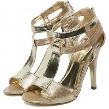 Sandale GOLDI - Auriu-STK