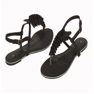 Sandale TBU0137CA Negru-STK