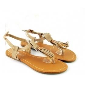 Sandale Zuzu Khaki (Khaki) - Khaki