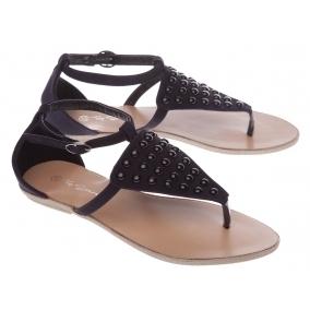 Sandale SBU0229CA Negru