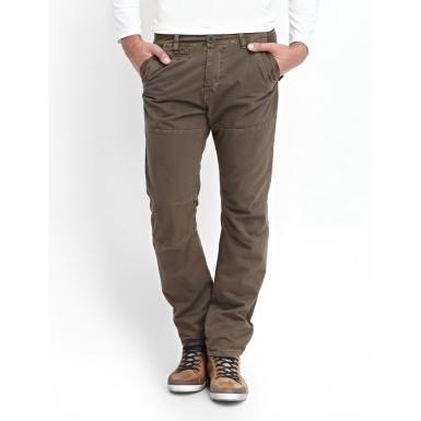 Pantaloni buzunare mari/spate - Maro TSP1124ZI
