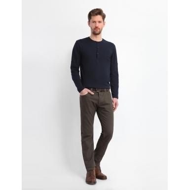 Pantaloni cu buzunare TSP1128ZI - Verde