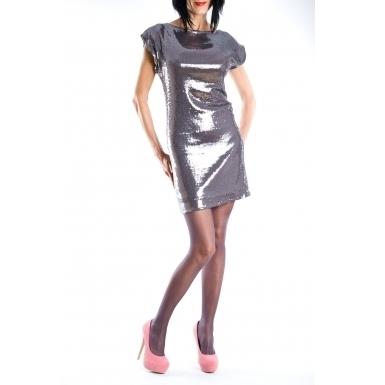 Rochie cu paiete Argintiu