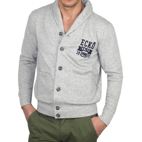 Bluza barbati Ecko Unlimited Shawl Toggle Cardigan Fleece IF12-33898