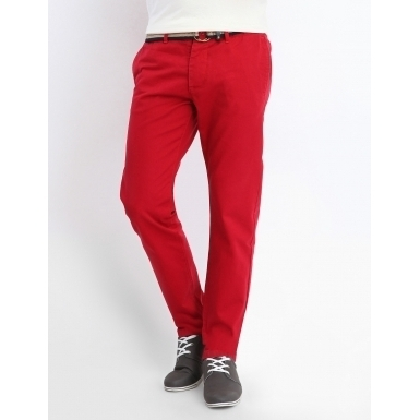Pantaloni TSP1140CE Rosu