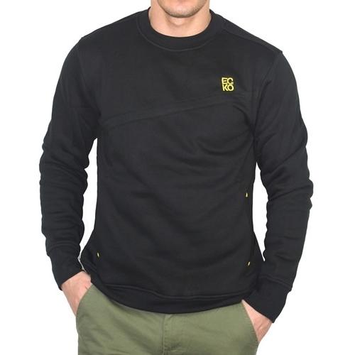 Bluza barbati Ecko Unlimited Architect Type Crew IF11-33695 culoare negru
