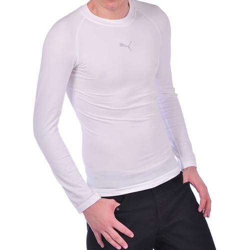 Bluza barbati Puma Bodywear LS Shirt 73834302