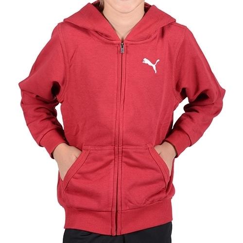 Hanorac copii Puma Blank Romania Kids Hooded Jacket 74076701