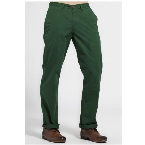 Ben Sherman - pantaloni - verde - 4980-SPM046
