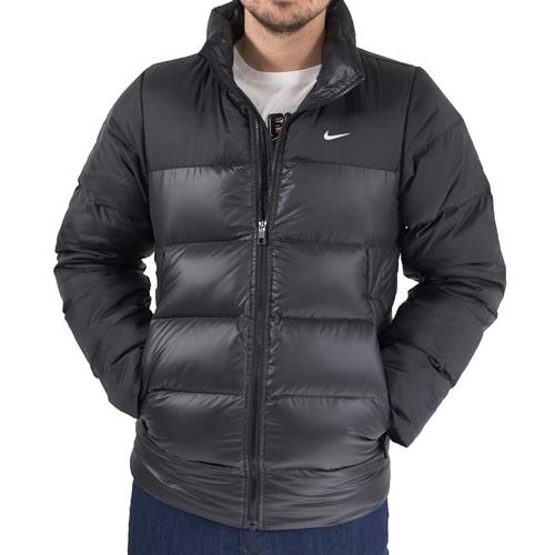 Geaca barbati Nike Basic Down Jacket 419008 - Puf natural