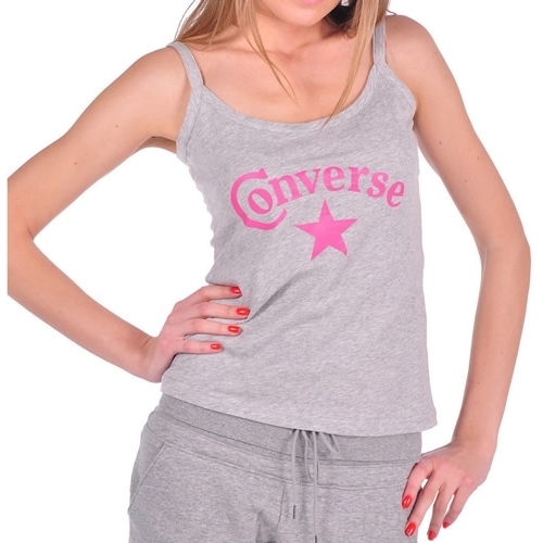 Maieu femei Converse Ladies Long Tank Top 121WBSC-10