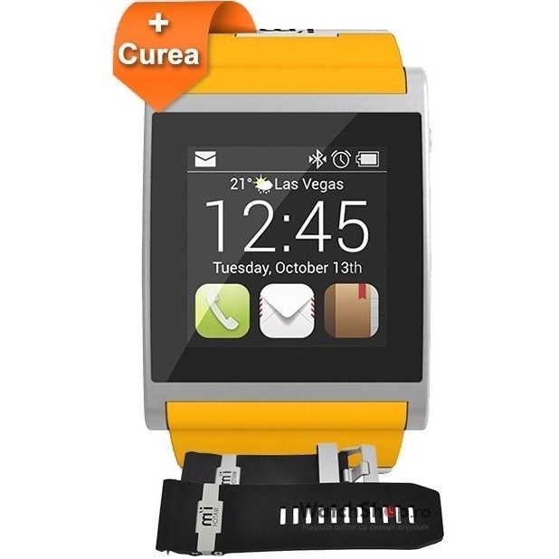 SmartWatch i'm Watch COLOR IMWALY02C02.01