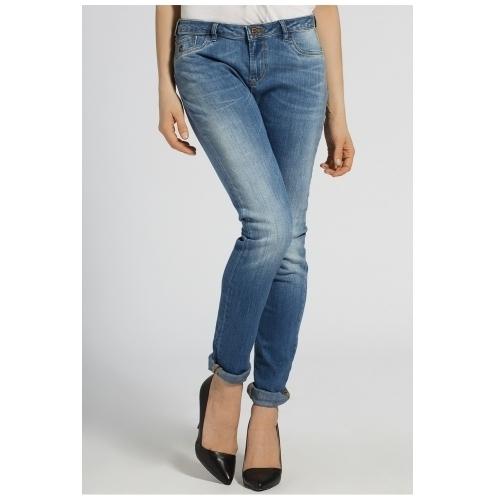 Maison Scotch - jeans Voyage Beach Blue - albastru - 4971-SJD018