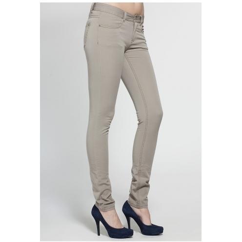 Mexx - pantaloni - beige - 4981-SPD072