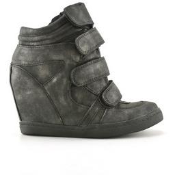 Pantofi Sport Zoke Negri din piele eco
