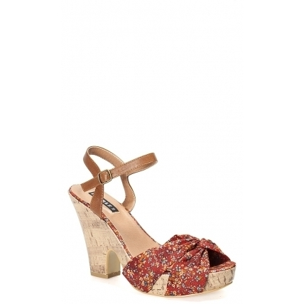 Pearlz - sandale - rosu - 4981-OBD045