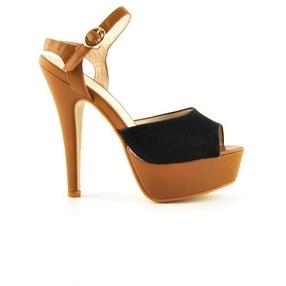 Sandale Raisa Negre