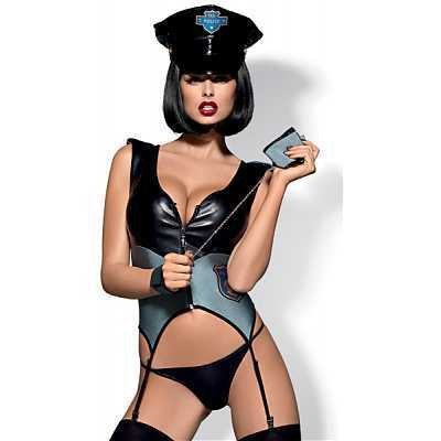 Costum de politista Police