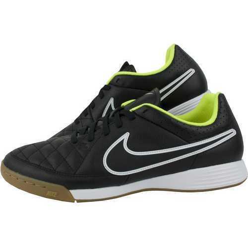 Ghete de fotbal barbati Nike Tiempo Genio Leather IC 631283-017