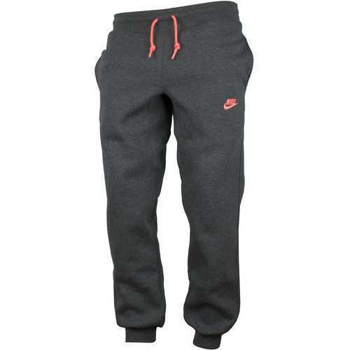 Pantaloni barbati Nike AW77 Cuff FLC Pant 598871-072
