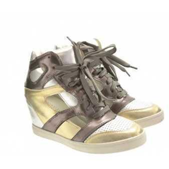 Pantofi Sport Climo Argintii