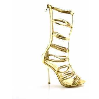 Sandale Furni Aurii