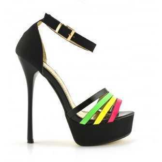 Sandale Greti Negre