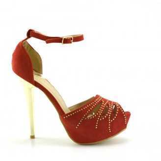 Sandale Laves Rosii
