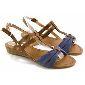 Sandale Sharon Albastre