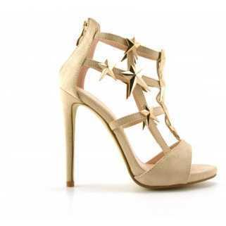 Sandale Starmi Bej