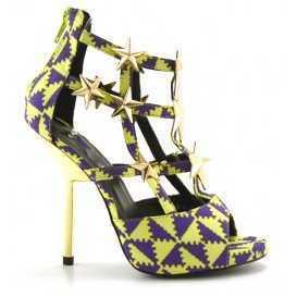 Sandale Zigoti Verzi