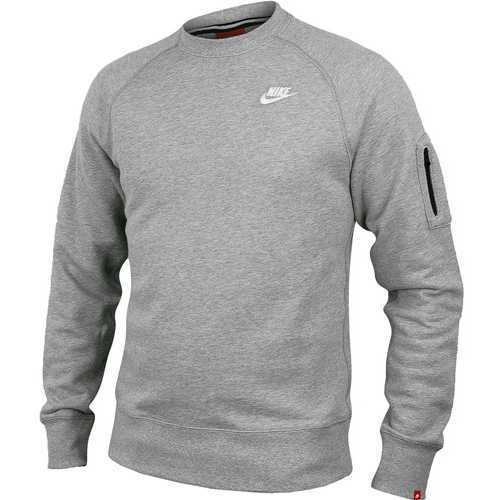Bluza barbati Nike AW77 Crew Longsleeve 545137-063