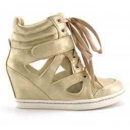 Pantofi Sport Gofy Aurii