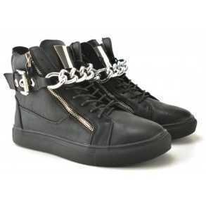 Pantofi Sport Wolf Negri