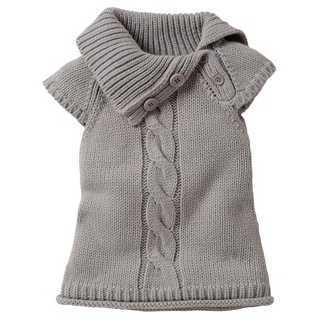 Rochie cu maneca scurta din tricot pentru fete