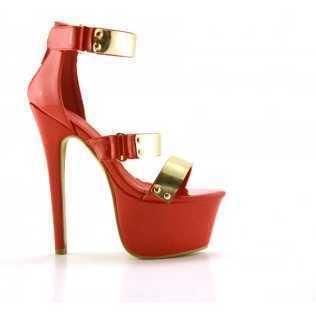 Sandale Angre Rosii