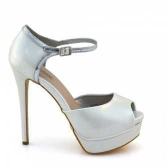 Sandale Naset Albe