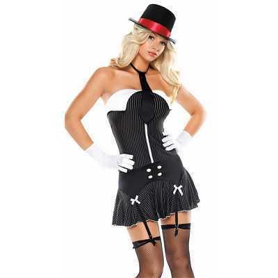 Costum Girl Gangster