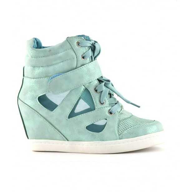 Pantofi Sport Caraibe Albastri