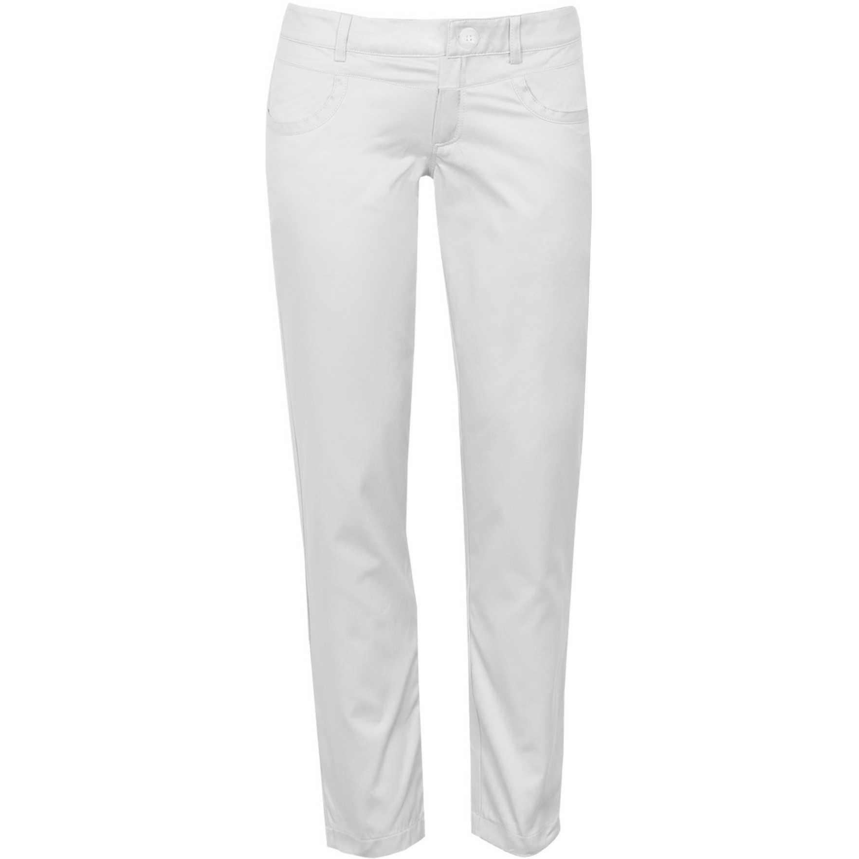 Pantaloni gri din bumbac model D1721