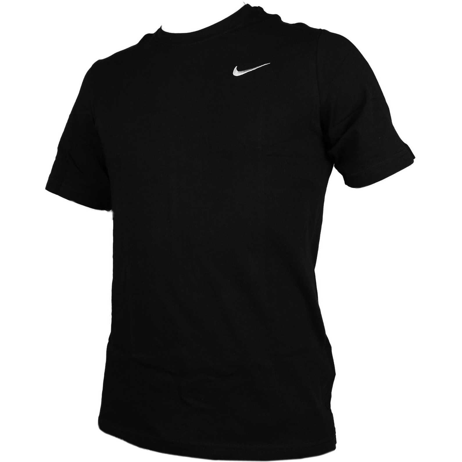 Tricou copii Nike Swoosh Tee Yth 451671-010