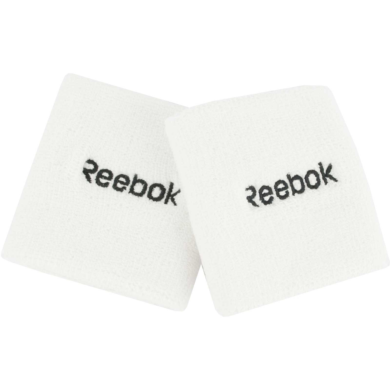 Bandane unisex Reebok 2 PK Wristband K21405