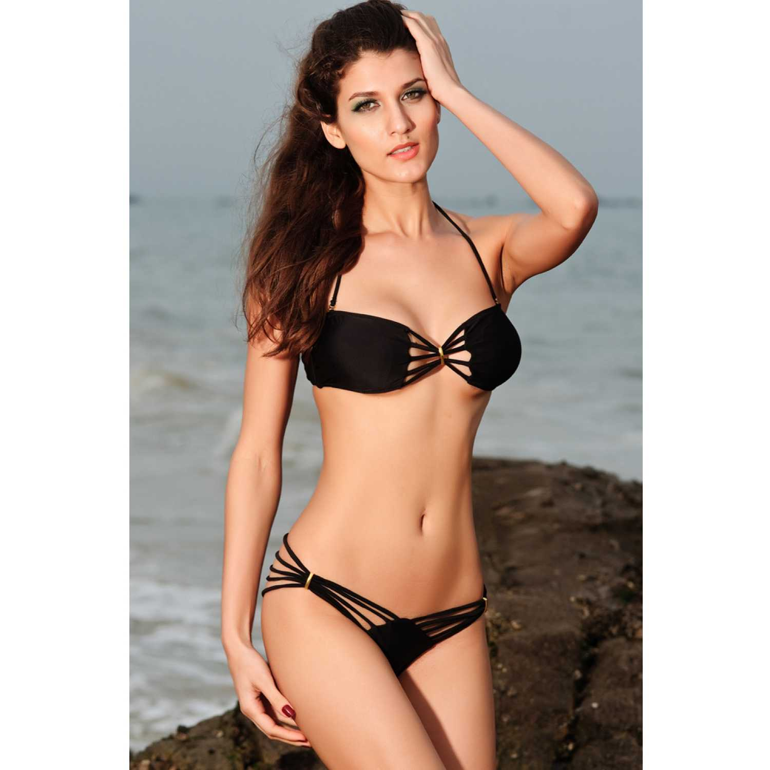 Costume de baie Yummy Black