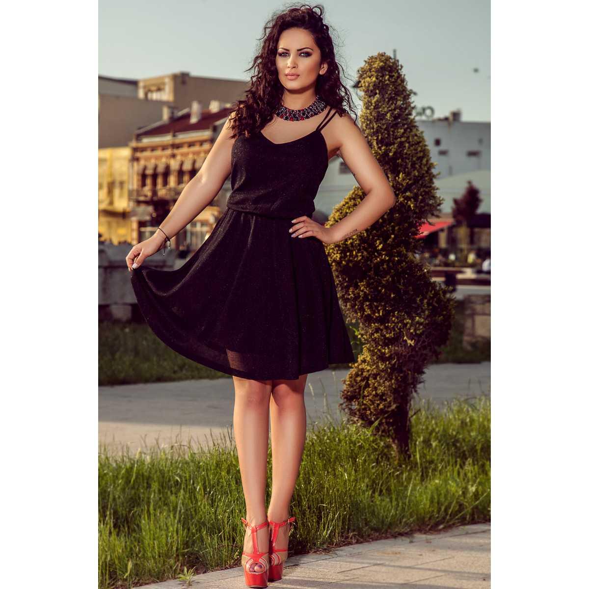 Rochie Maya Neagra