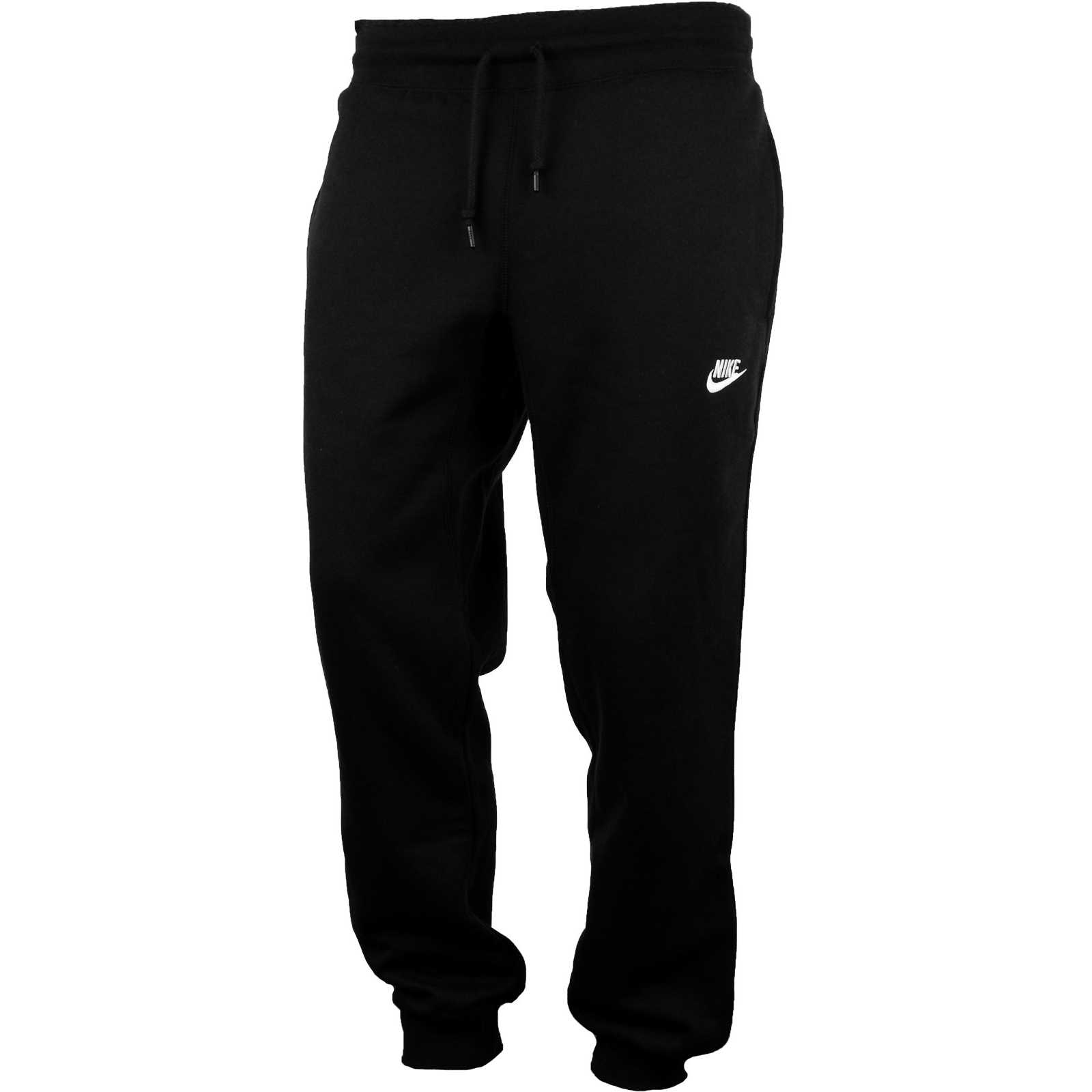 Pantaloni barbati Nike AW77 Cuff FLC 598871-010